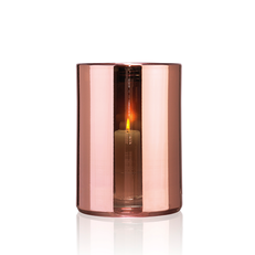 HURRICANE LAMP LARGE ROSÉ